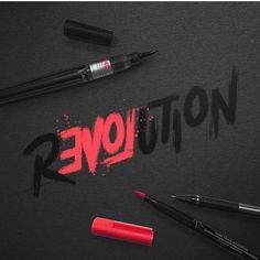 REVOLUTION ❤️ Tell us in the comments! ❤ Double tap if you like it! Awesome work by . Looking for a logo or an identity for your company? Just tap the link in bio! To get featured share your work using 😉😉 . Brush Lettering, Lettering Design, Logo Design, Type Design, Design Art, Typography Letters, Typography Logo, Typographic Design, Zentangle