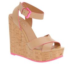 """""""Pinky-licious"""" -A shoe for all seasons!  beauty, elegance & class. Wear them, feel them, uncover your inner fashionista!"""