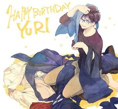 Katsuki Yuuri's Birthday [11.29]