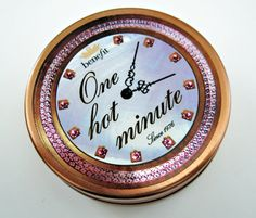 benefit one hot minute literally the best bronzer than has ever existed Benefit Makeup, Benefit Cosmetics, One Hot Minute, Perfect Peacock, Best Bronzer, Hair Hacks, Hair Tips, My Essentials, Makeup And Beauty Blog
