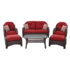 La Z Boy Outdoor Avondale Conversation Set Is The Perfect For Lounging In