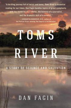 2016: Toms River by Dan Fagin.