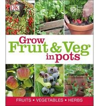 RHS How to Grow Fruit & Veg in Pots - Bought this today!