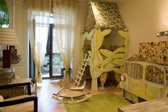 fairy rooms for girls | bedroom suite for a little princess , circus inspired boys bedroom ...