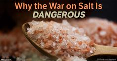 Evidence shows having the correct potassium to sodium balance influences risk for hypertension and heart disease to a far greater extent than high sodium alone. http://articles.mercola.com/sites/articles/archive/2017/03/15/war-on-salt.aspx?utm_source=dnl&utm_medium=email&utm_content=art1&utm_campaign=20170315Z1_UCM&et_cid=DM136350&et_rid=1926517719