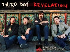 Third Day ....loved hearing this band in concert!