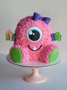 lil monster cake - Recherche Google