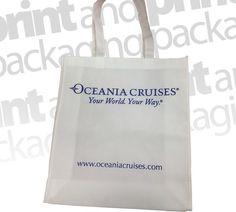 Oceania Cruises | Printed Non-Woven Bags