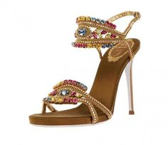 Rene Caovilla shoes Collection Autumn Winter 2013-14