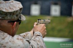 Colt M45A1 CQBP Marine Pistol