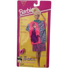 Yabba Dabba Doo, Doll Closet, Vintage Barbie Dolls, Pink Heels, Antique Dolls, Simple Dresses, Bright Pink, Feelings, Cute