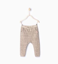 ZARA - KIDS - Textured trousers