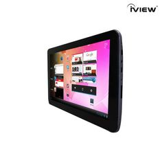 """Iview Android 4.0 1GHz 8GB 9"""" Tablet PC - Dark Gray $90.00"""