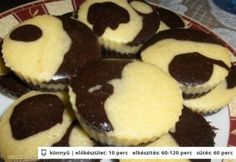 Boci muffin | NOSALTY – receptek képekkel Muffins, Cheesecake, Food And Drink, Sweets, Cookies, Breakfast, Recipes, Diet, Bite Size