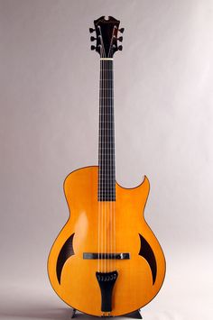Marchione Guitars[マルキオーネ ギターズ] Finger Style 15-inch Acoustic Archtop 2014|詳細写真