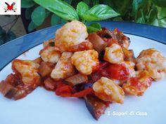DSC09699 1024x768 Pizzicotti di SantAnatolia (pizzicori) con sugo di melanzane