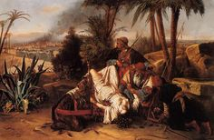 The Captive (1862), Jan Baptist Huysmans