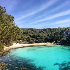 Discover the Hotel Artiem Audax in Cala Galdana. Enjoy an adults-only beachfront 4 stars hotel in Menorca, live a unique experience. Menorca, Cala Galdana, Adults Only, 4 Star Hotels, River, Outdoor, Beach, Outdoors, Outdoor Games