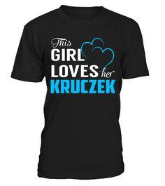This Girl Loves her KRUCZEK #Kruczek