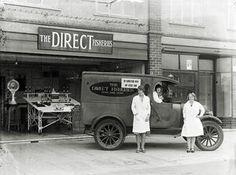 The Direct Fisheries, Osmaston Road, Allenton Derby, c.1930