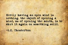 G.K. Chesterton Quote | Christianity