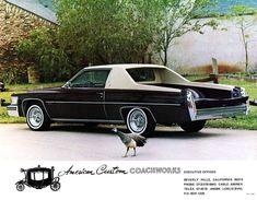 1979 Cadillac Paris DeVille Pickup Conversion