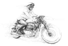 Motorcycle on Behance