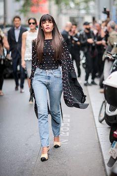 Best Street Style Couture Fashion Week AW16 Paris | www.racheleedson.com