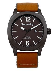 Superdry Gents Watch #superdry #watches #mensfashion
