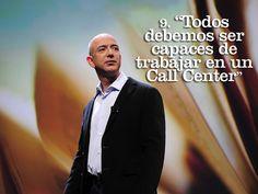 Ideas para el exito de Jeff Bezos