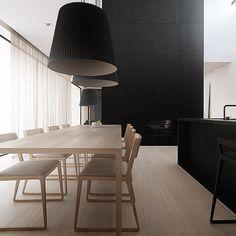 """PK house, Lubki Tamizo Architects, image via lucdesignstore.com"