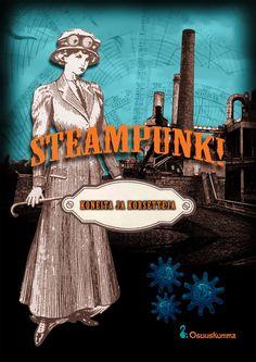 Salkan saari: Steampunk! - Koneita ja korsetteja