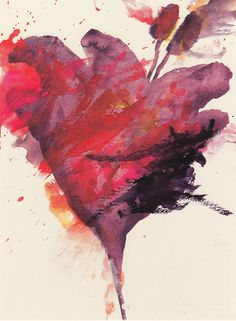 Cy Twombly Scent of Madness series - 1986 @ http://www.cytwombly.info/