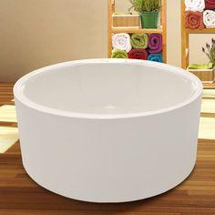 Aquatica PureScape 308 Freestanding Acrylic Bathtub - PS308