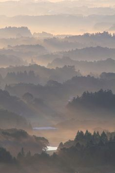 Beautiful Morning Light, Ibaraki Japan|奇跡の朝