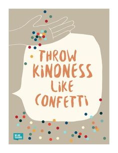 Free printables! Encourage kindness in the classroom with these inspirational posters.