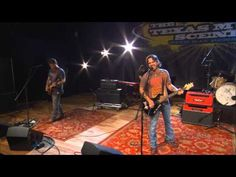 The Departed perform Flagpole on The Texas Music Scene