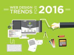 Bald beginnt wiederein neues Jahr und wie immer gibt es zahlreicheVoraussagen, was 2016 wohldie Trends im Bereich Webdesign und ...