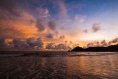 Photos:  Nicaragua Sunsets