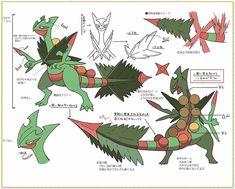 Afbeeldingsresultaat voor concept art pokemon