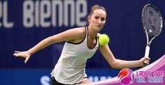April 17 2017 - 17-year-old qualifier Marketa Vondrousova defeats Anett Kontaveit to win her maiden WTA title in Switzerland