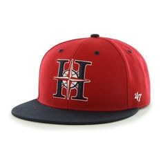 2014 Official Harwich Mariners Away On-Field Hat