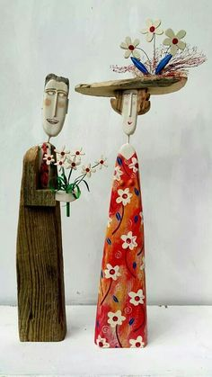 The Flower Children ...toegther at last! - Lynn Muir artist