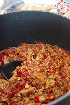 La petite cuisine des chafouineries: Axoa de veau