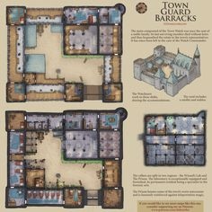 A website and forum for enthusiasts of fantasy maps mapmaking and cartography of all types. We are a thriving community of fantasy map makers that provide tutorials, references, and resources for fellow mapmakers. Fantasy City Map, Fantasy Castle, Medieval Fantasy, Fantasy Town, Medieval Town, Dungeons And Dragons Homebrew, D&d Dungeons And Dragons, Cartographers Guild, Rpg Map