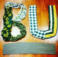 Can never have too many Baylor scarves! #SicEm