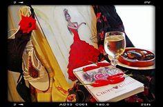"""""""Cuore gitano"""", per una #lettura caliente e #afrodisiaca... come gustose """"tapas"""" andaluse. Lo trovi su http://ilmiolibro.kataweb.it/libro/narrativa/254051/cuore-gitano/ @ilmiolibro  #ilmioesordio2016 #lettureconsigliate #romanzo #sensualità #passione #piccante #peperoncino #andalusia #spagna"""