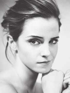 Emma Watson - Practically the Audrey Hepburn of our time, I love both of them.