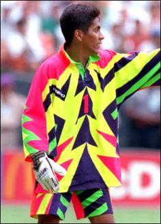 Greatest goalie kit ever?