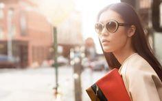 Preview | Liu Wen + Karlie Kloss for Coach Spring 2014 Campaign